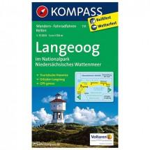 Kompass - Langeoog im Niedersächsischen Wattenmeer