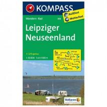 Kompass - Leipziger Neuseenland - Wandelkaarten