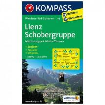 Kompass - Lienz - Wanderkarte