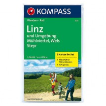 Kompass - Linz und Umgebung - Wanderkarte