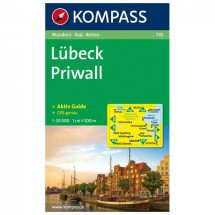Kompass - Lübeck - Cartes de randonnée