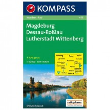 Kompass - Magdeburg - Hiking Maps