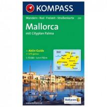 Kompass - Mallorca - Wanderkarte 230