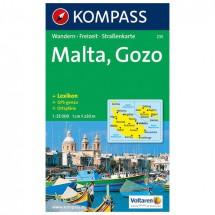 Kompass - Malta - Hiking Maps