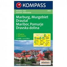 Kompass - Marburg/Maribor - Wandelkaarten