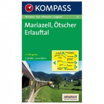 Kompass - Mariazell - Vaelluskartat