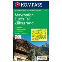 Kompass - Mayrhofen - Hiking Maps