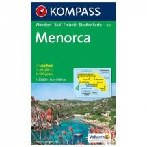 Kompass - Menorca - Wandelkaarten
