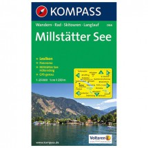 Kompass - Millstätter See - Hiking Maps
