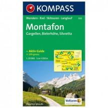 Kompass - Montafon - Wanderkarte