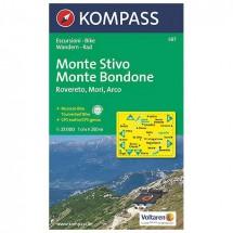 Kompass - Monte Stivo - Wandelkaarten