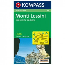 Kompass - Monti Lessini - Hiking Maps