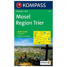 Kompass - Mosel - Hiking Maps