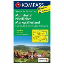 Kompass - Münstertal - Cartes de randonnée