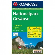 Kompass - Nationalpark Gesäuse - Cartes de randonnée