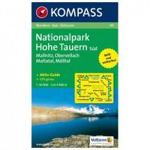 Kompass - Nationalpark Hohe Tauern Süd - Wandelkaarten