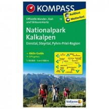 Kompass - Nationalpark Kalkalpen - Wanderkarte