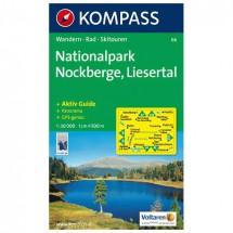 Kompass - Nationalpark Nockberge-Liesertal - Wandelkaarten