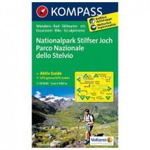 Kompass - Nationalpark Stilfserjoch