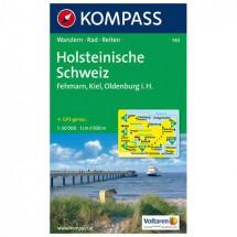 Kompass - Naturpark Holsteinische Schweiz - Fehmarn - Kiel