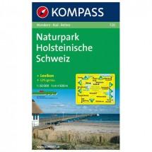 Kompass - Naturpark Holsteinische Schweiz - Vaelluskartat
