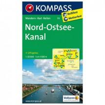 Kompass - Nord - Hiking Maps