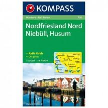 Kompass - Nordfriesland Nord - Cartes de randonnée