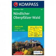 Kompass - Nördlicher Oberpfälzer Wald - Wandelkaarten