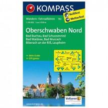 Kompass - Oberschwaben Nord - Wandelkaarten