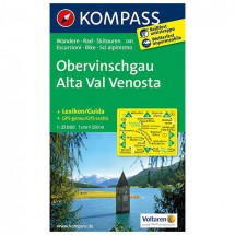Kompass - Obervinschgau - Hiking Maps