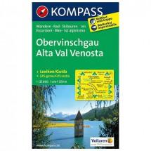 Kompass - Obervinschgau - Wanderkarte