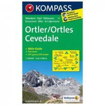 Kompass - Ortler /Ortles - Wandelkaarten