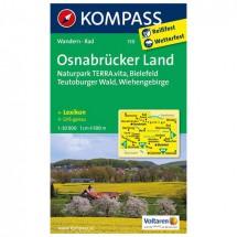 Kompass - Osnabrücker Land - Hiking Maps