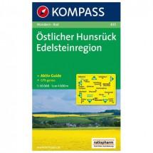 Kompass - Östlicher Hunsrück - Wanderkarte