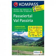 Kompass - Passeiertal - Wanderkarte
