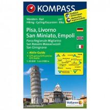 Kompass - Pisa - Wandelkaarten