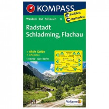 Kompass - Radstadt - Hiking Maps