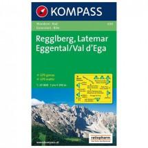 Kompass - Regglberg - Wanderkarte