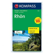 Kompass - Rhön - Wanderkarte