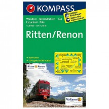 Kompass - Ritten /Renon - Hiking Maps