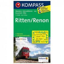 Kompass - Ritten /Renon - Cartes de randonnée