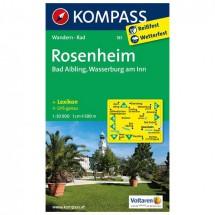 Kompass - Rosenheim - Vaelluskartat
