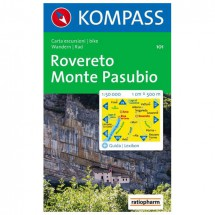 Kompass - Rovereto - Hiking Maps