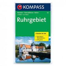 Kompass - Ruhrgebiet - Wandelkaarten
