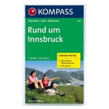 Kompass - Rund um Innsbruck - Wandelkaarten