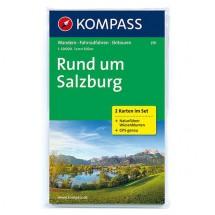 Kompass - Rund um Salzburg - Hiking Maps