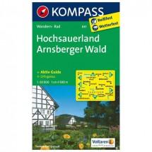 Kompass - Sauerland 1 - Wandelkaarten