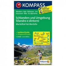 Kompass - Schlanders und Umgebung /Silandro e dintorni