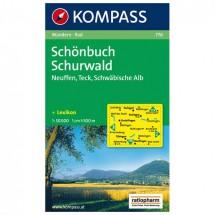 Kompass - Schönbuch - Hiking Maps