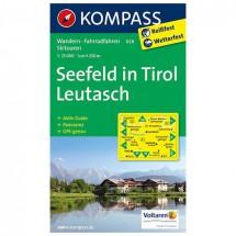 Kompass - Seefeld in Tirol - Wandelkaarten